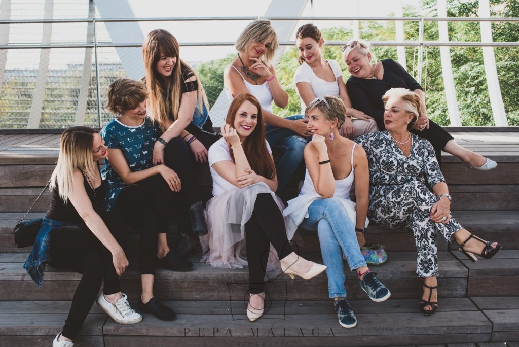 Despedida de soltera en Madrid © Pepa Malaga Fotografia