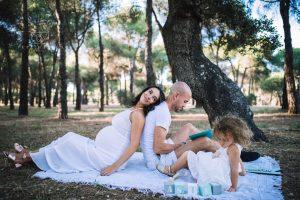 Fotografia de embarazo Madrid © Pepa Malaga Fotografia