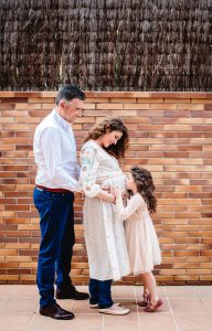 Fotografia de familia © Pepa Malaga Fotografia