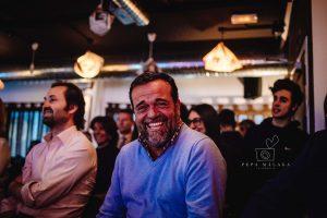 Victor Kuppers Vivir con entusiasmo Welkhome Club © Pepa Malaga Fotografia