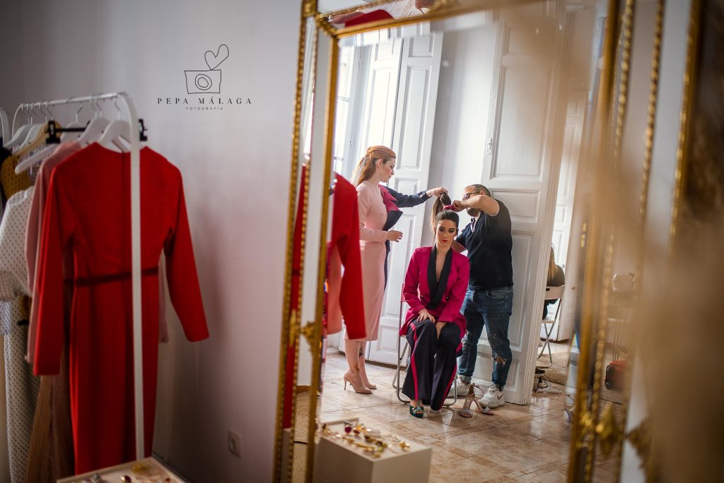Editorial de moda Jorge de la Rosa © Pepa Malaga