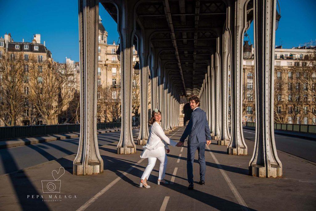 Postboda_Paris- Puente ©Pepa_Malaga_Fotografia