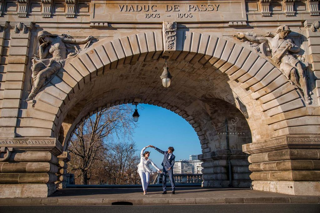 Postboda_Paris- Puente en París- ©Pepa_Malaga_Fotografia