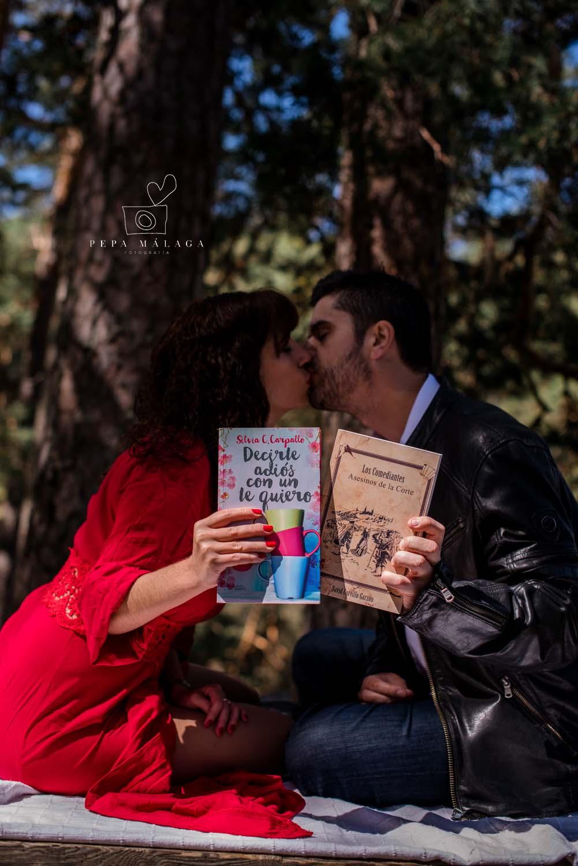Silvia C. Carpallo y David Corvillo Garzon escritores