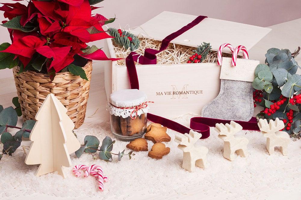caja regalo Ma Vie Romantique Navidad