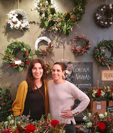 Arbolande Market de Navidad Cervantes3