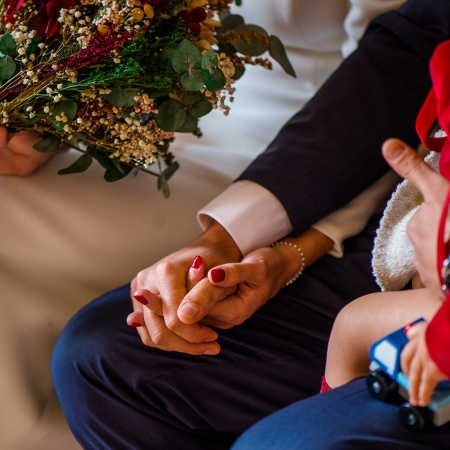 Irene y Ramón: boda de otoño en el Monasterio de Valbuena