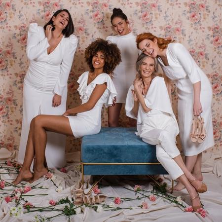 «Todas»: vestidos para novias reales