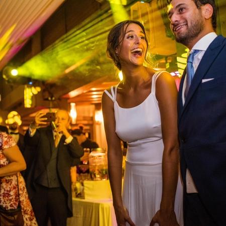 ¡Estamos con los mejores fotógrafos de boda en Unionwep y Flecha en Blanco!