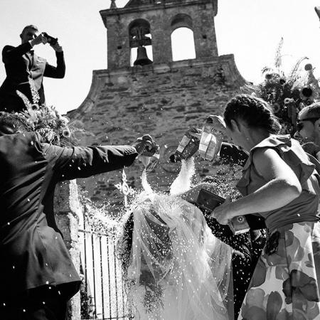 Premio de fotografía de bodas: Colección 32 de Flecha en blanco