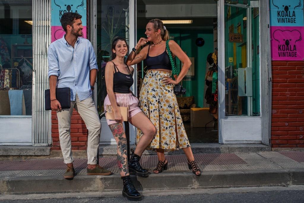 Fotos para negocios Madrid Pepa Malaga Fotografia