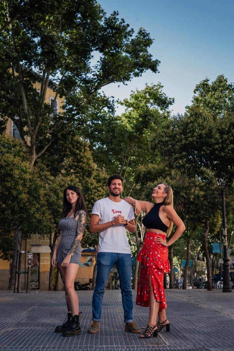 Emprendedores digitales Pepa Malaga Fotografia Madrid